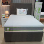 Ava All Seasons mattress front view
