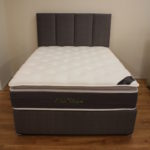 Supreme Latex Roll-Up Mattress front view
