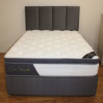 Sumptuous mattress front view